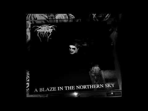 DARKTHRONE - A BLAZE IN THE NORTHER SKY (1992) VINYL RIP [ FULL ALBUM ]