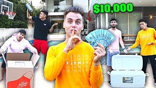 $10,000 Treasure Hunt In Huge Mansion (Impossible)