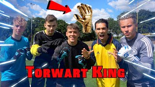 TORWART KING 👑⚽️ KAROL vs PASSI vs MODERN GOALKEEPING