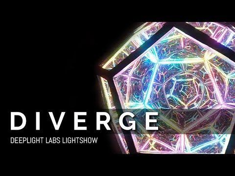 DIVERGE // DEEPLIGHT LIGHTSHOW #1