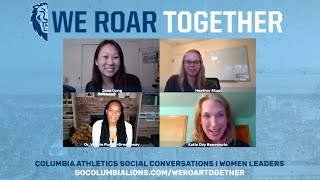 How They Founded Companies - 3 CU Women Athletes | Columbia Athletics Conversations