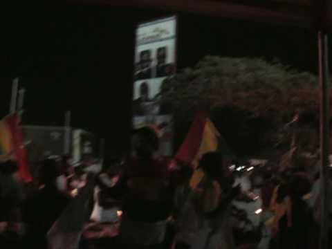CAN2008 - Ghana v Nigeria (Post-Match Celebrations) - Accra, Ghana