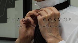 CHAOS   COSMOS.  Die große Zaubershow.  TOMAK im Interview