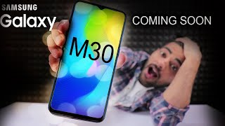 Samsung Galaxy M30 Launch date & Specification !!