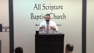 Rejoicing In The Day Of Destruction (Baptist Preaching) - Pastor Fritts