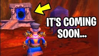 WoW TBC Servers Are Coming Soon...