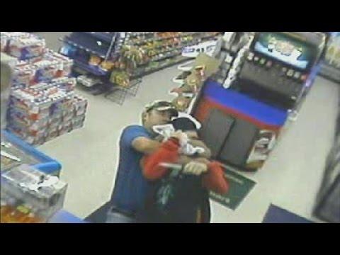 Midlothian Armed Robber Taken Down by Customer