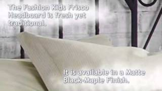 Frisco Kids Headboards - Fashion Bed Group