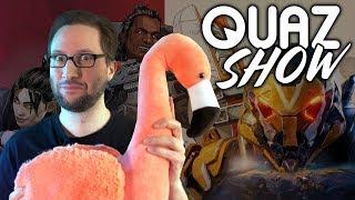 Era Lootshooterów vs pingowanie Apex Legends | QUAZ SHOW