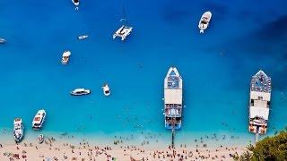 Остров Закинф, Греция | Достопримечательности Закинфа(Остров Закинф – яркая жемчужина в ожерелье островов Греции. Этот живописный остров с многочисленными пляж..., 2015-07-30T11:31:49.000Z)