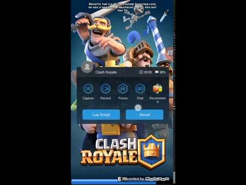 Clash Royale Best Game Cheat 100% Working June 2016