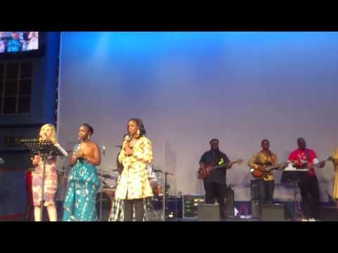 Worship at our International Day El-Shaddai London