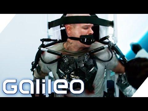 Ein Exoskelett im Real Life | Galileo Lunch Break
