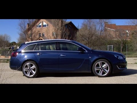 opel insignia sports tourer 2 0 cdti 160cv youtube. Black Bedroom Furniture Sets. Home Design Ideas