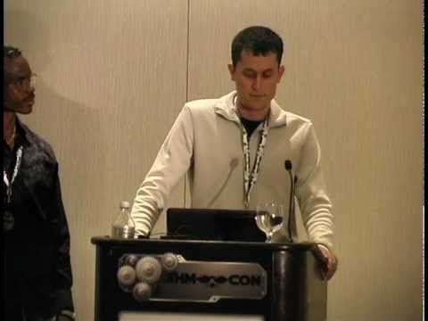 SNSCat Presentation at Shmoocon 2012
