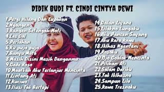 Kumpulan lagu Didik Budi dan Cindi Cintya Dewi