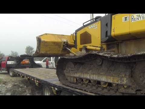 Dozer Dave, Equipment Rental Man