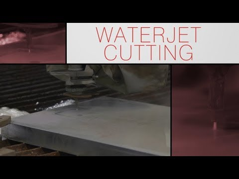 Dynamic Waterjet Cutting Services | Trinity Precision Solutions, Inc