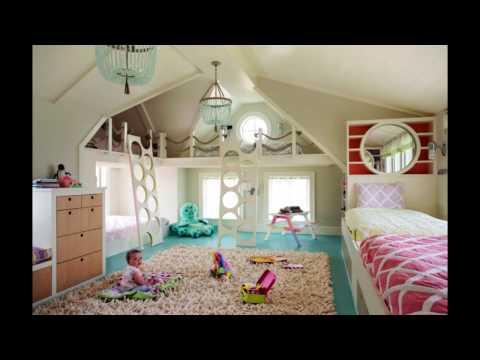 Самые красивые дизайны комнат для девочек /Beautiful design of the room for a girls