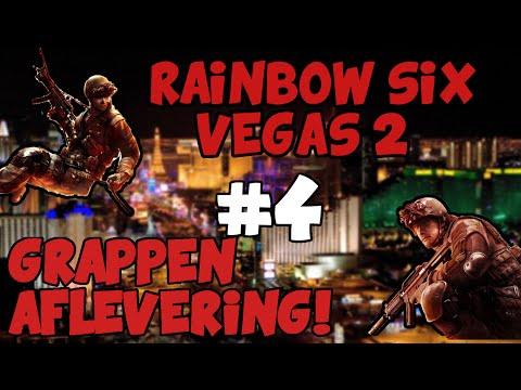 [COOP]Rainbow Six Vegas 2 - Deel 4 - De Grappen Aflevering!!