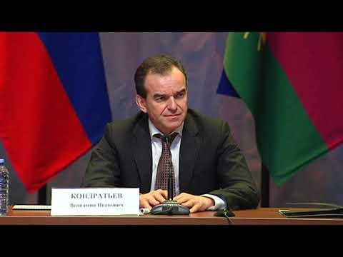 Рабочий день главы региона накануне прошёл в Усть-Лабинском районе. Новости Эфкате