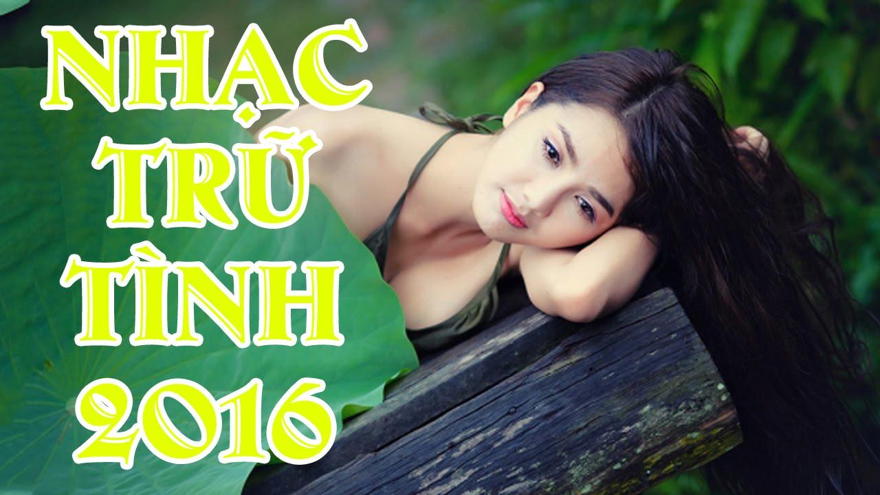 Nhạc Trữ Tình Long Nhật | Những Ca Khúc Hay Nhất 2016 Của Long Nhật
