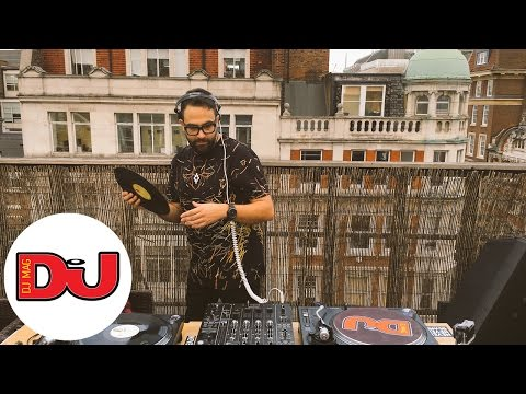 Mihalis Safras vinyl only DJ Set from Neverbland Rooftop