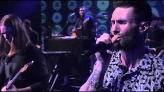 "Maroon 5 Speech by Maroon Tunes Festival legendary concert hall ""The Roundhouse"""