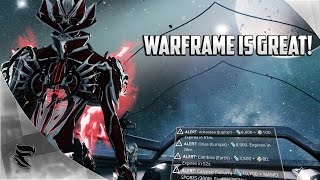 Warframe Should Be The Standard Of Gaming