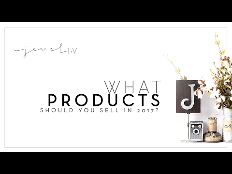 Jewel TV Episode 20:  Products You Should Carry