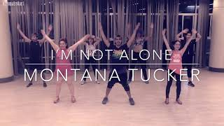 Zumba Fitness - I'm Not Alone by Montana Tucker (Party In Pink)