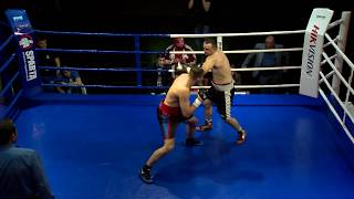Вечер Sparta Boxing Promotions. Киев, 27/04/2017. Сергей Радченко – Богдан Злывко