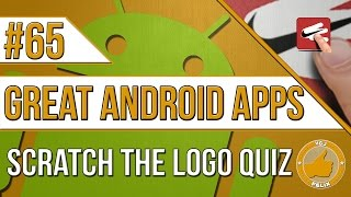 Android Apps: #65 Scratch That Logo Quiz