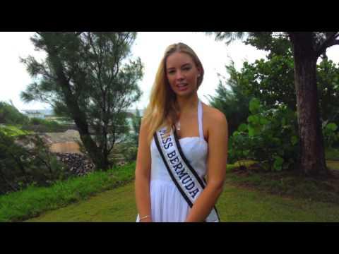 Miss World 2013 - Bermuda - Contestant Introduction