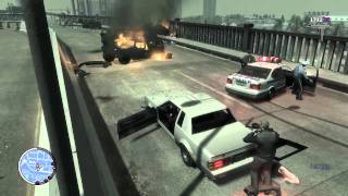 GTA EFLC - Random Gameplay