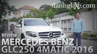 [Danhgiaxe.com] | Đánh giá chi tiết xe Mercedes-Benz GLC 250 4Matic 2017 (P1)