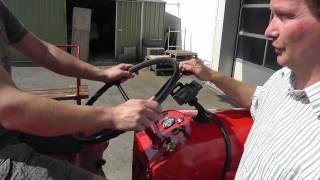 Einweisung Porsche Diesel Junior 109 G