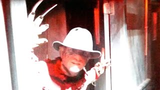 Freddy vs Jason house walk through at Halloween Horror Nights at Universal Orlando 2015