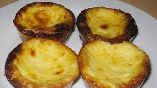 Receta de pastelitos de queso ricotta  Recipe ricotta cheese cupcakes
