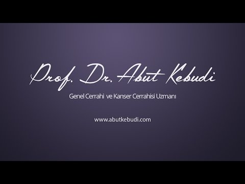 Ameliyatla alınan meme, yeniden yapılabilir mi? - Prof. Dr. Abut Kebudi