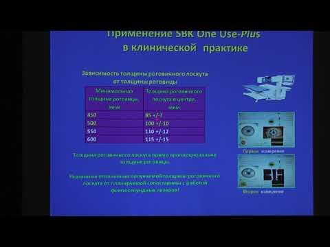 Микрокератом Moria One Use-Plus. Маковкин Е.М. (г.Санкт-Петербург)