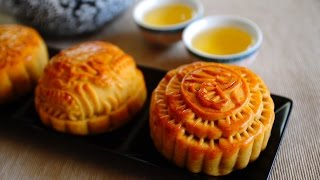 How To Make Traditional Baked Mooncakes 传统烘月饼 (Mid-Autumn Festival 中秋节)