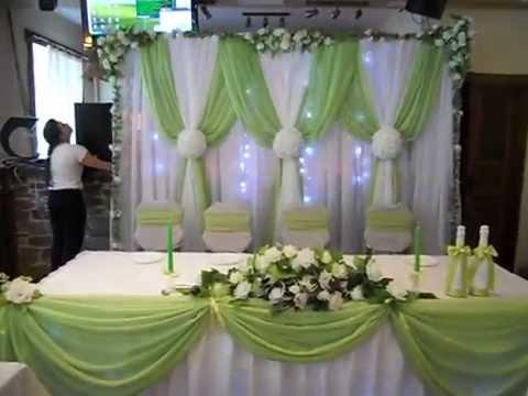 Свадьба в зеленом цвете оформление фото