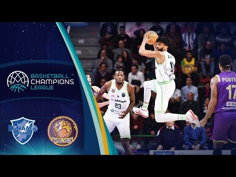 Dinamo Sassari v UNET Holon - Highlights - Basketball Champions League 2019-20