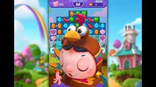 Candy Crush Friends Saga Level 615 (3 stars, No boosters)