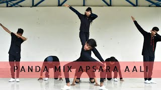Apsara ali,panda,S Dance Studio Choreography