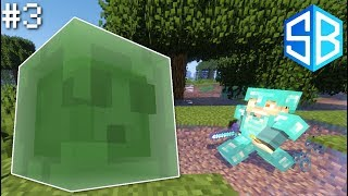 Minecraft - SKIPPY vs. SLIMES ! Ep.3 - SOURCEBLOCK SMP ( Lets Play )