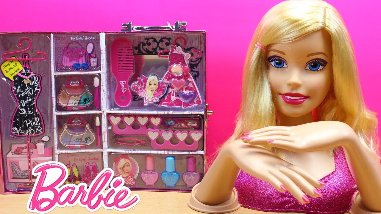 barbie maquillaje