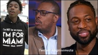 Dwyane Wade Son Zaire EXPOSES Paul Pierce For Saying He Had A Better Career & Gabrielle Union Reacts