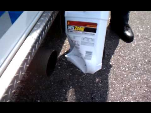 Duramax hot exhaust